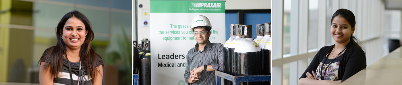 Internships at Praxair