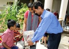 Praxair India CSR video